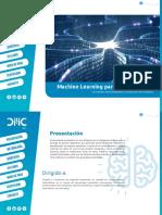 Machine Learning Para Universitarios