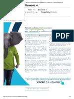 Examen Parcial - Semana 4 Derecho Comercial y Laboral