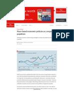 Equality regions (The Economist)