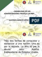 9. Responsabilidad de Los Administradores Frente a Las NIFF