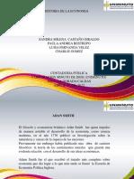 Diapositivas Historia de La Economia