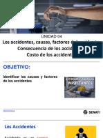 Seguridad e Higiene Industrial. Unidad 04