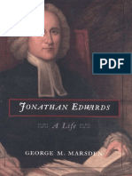 Jonathan Edwards a Life
