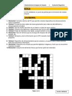 Anexo 01 - Evaluación Diagnóstica
