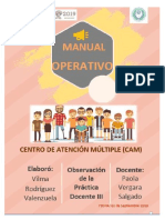 Manual Operativo Cam