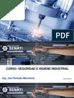 Seguridad e Higiene Industrial. Unidad 01 Parte 1
