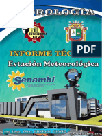 Informe n 01 - Estacion Meteorologica