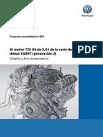 Ssp_581_Motor V6 EA897 Touareg 2019