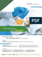Uso Medicinal de Cannabis