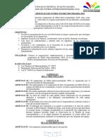 Bases Para El Campeonato Intercomunidades Distrito Quinuabamba