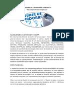 Alquiler de Lavadoras-Desarrollo Sostenible
