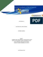 Matematica Financiera - Actividad 1
