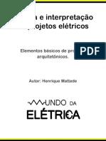E Book Desenho Arquitetonico Mundo Da Eletrica