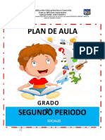Plan de Aula Sociales