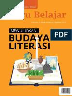 SKGB 22 Mewujudkan Budaya Literasi 1