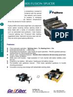 FUJIKURA  FSM-80S-GO4KIT.pdf