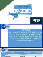 Presentación_Arranque Del Ciclo Escolar 19-20-2