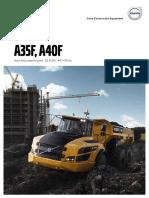 Spesifikasi Adt a35f Dan a40f