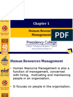 UNIT 1 Human Resource