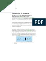 ELE1-V01_ Rectificación de Señales AC
