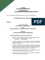 EDUCACIÓN- LEY 070 AVELINO SIÑANI.pdf