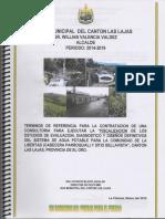 TDRs Fiscalizacion SCANER