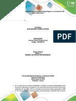 UNIDAD 2. Ciclo Hidrológico y Movimiento Del Agua Subterránea
