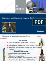 8 Dipmeter&Borehole Imaging Tools
