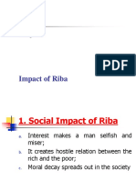 Chapter 3 Impact of Riba