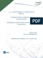 CDI Informacion General de La Asignatura