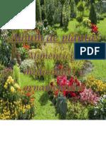 Álbum de Plantas