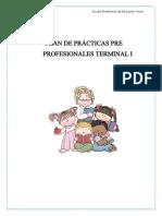 Plan de Actividades Estudiante Ixciclo 2019-II