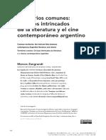"Marcos Zangrandi, ""Territorios comunes"