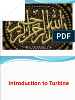 Introduction to Turbine