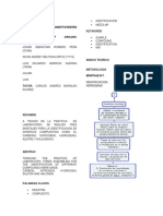 Informe Quimica II
