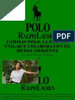 Víctor Zapata, Ana Vargas, Luis Irausquín - Camisas POLO, La Prenda Útil Que Colabora Con El Medio Ambiente
