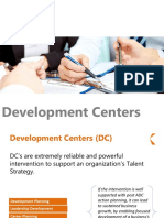 Development Centers - by KHEDGE