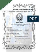 Central Reserva Fria 1er Avance