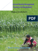 Undervalued and Barely Recognized Women Farmers in Bangladesh
