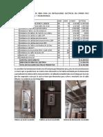 PRESUPUESTO DE MANO DE OBRA PARA LAS INSTALACIONES ELÉCTRICAS DEL PRIMER PISO.pdf
