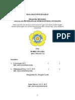 Halaman pengesahan matkul proyek listrik