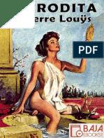 Afrodita-Pierre de Louys