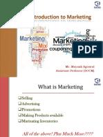 2. Marketing Terminology