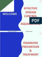 Effective Disease Control in Aquaculture