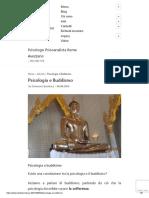 Psicologia e Buddismo