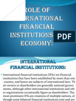 ROLE OF INTERNATIONAL FINANCIAL INSTITUTIONS ON INDIAN ECONOMY.pptx