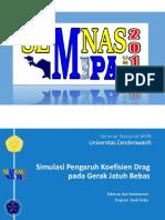 Semnas Mipa Uncen 2018