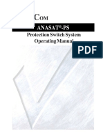 Anacom Protection Switch Manual
