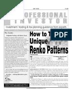 Reno Chart