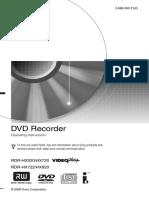 SONY RDR-HX720 - DVD ΕΓΓΡΑΦΗΣ.pdf